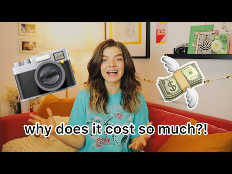 Why is hiring a photographer so expensive?