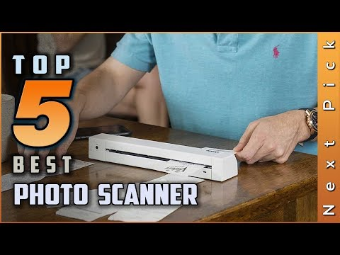 Top 5 best photo scanner review