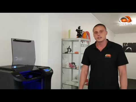 Cubicon plug n play 3d printer review by 3design new zealand